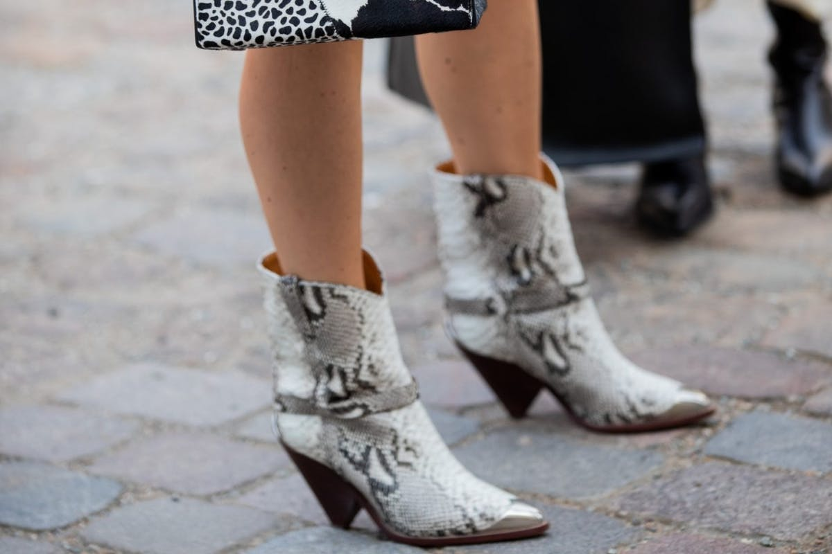 Animal print accessories are the coolest way to wear new season already