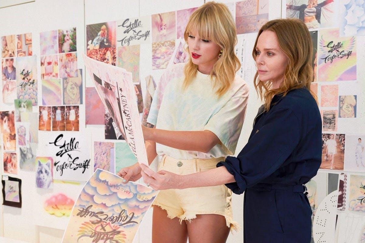 Taylor Swift x Stella McCartney