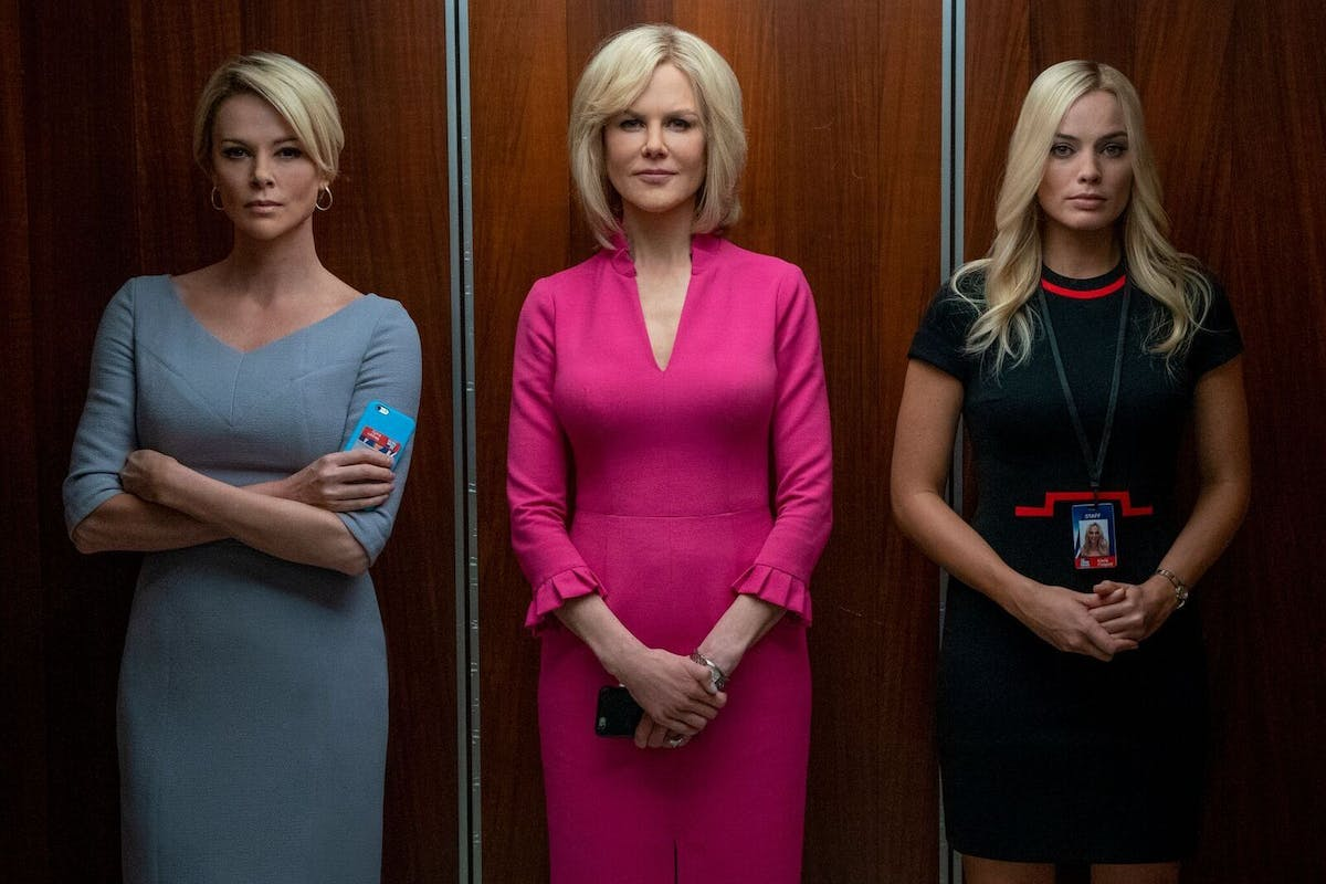 Bombshell - Margot Robbie, Nicole Kidman and Charlize Theron - 2019