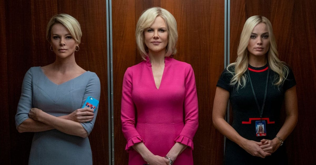Bombshell film review: Fox's Megyn Kelly is no feminist – but she is a #MeToo hero