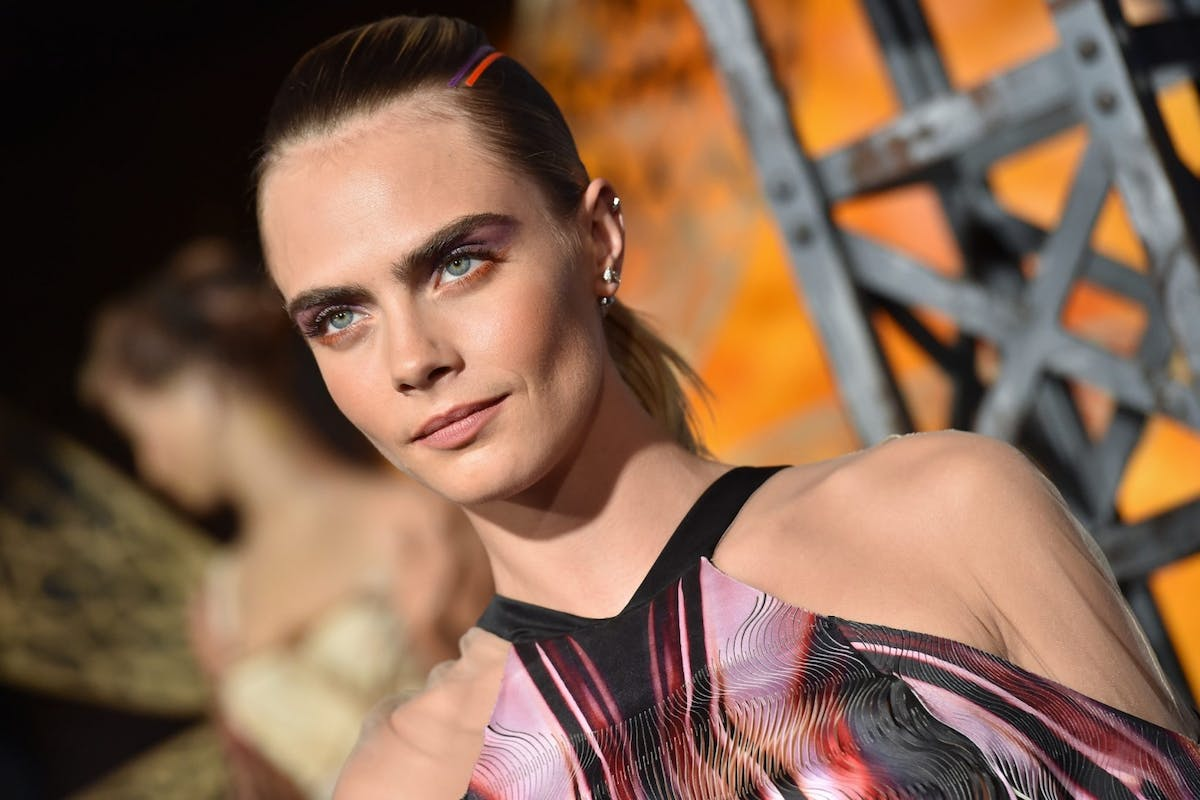 Cara Delevingne is 100% here for Taylor Swift's decision to re-record her old music