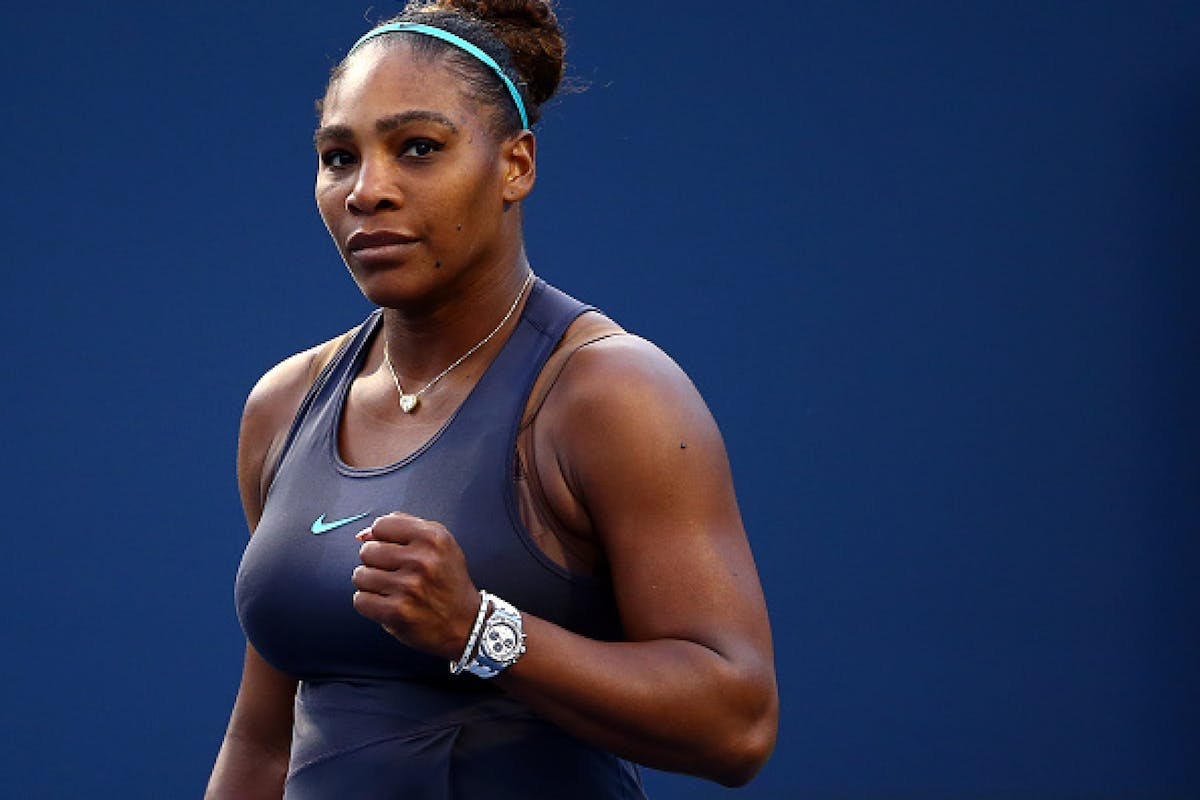 Financial abuse might not be visible, but Serena Williams is fighting to change that