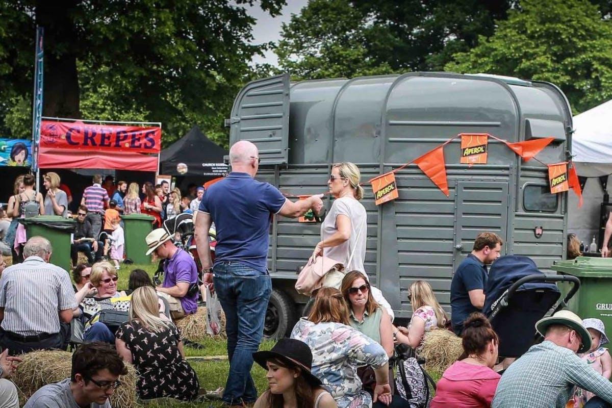 Wimbledon Food Festival