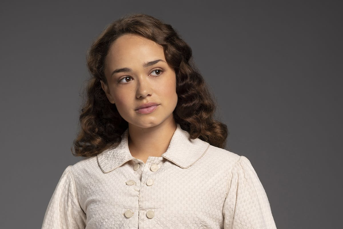 Sanditon's actress Rose Williams gives exclusive interview about ITV's new Austen drama