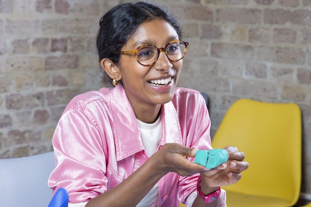 Gayathiri Kamalakanthan,, sex educator