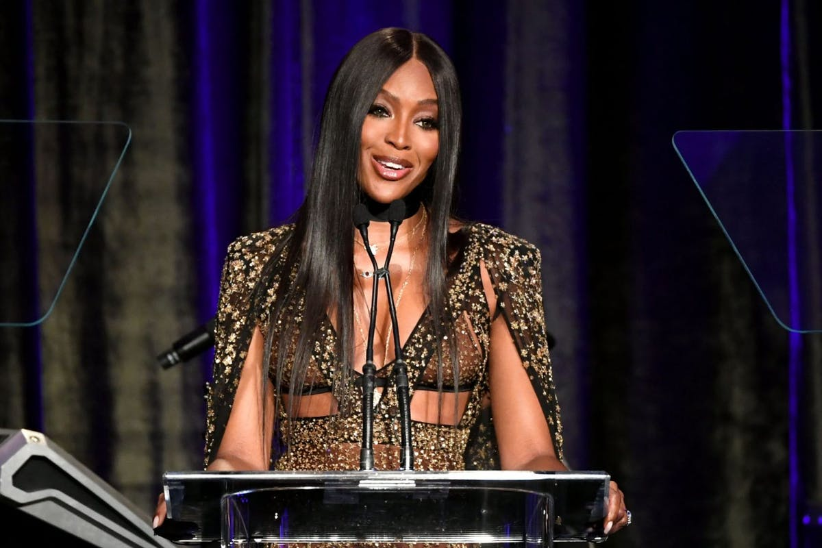 """Naomi Campbell calls out newspaper for """"character assassination"""""""