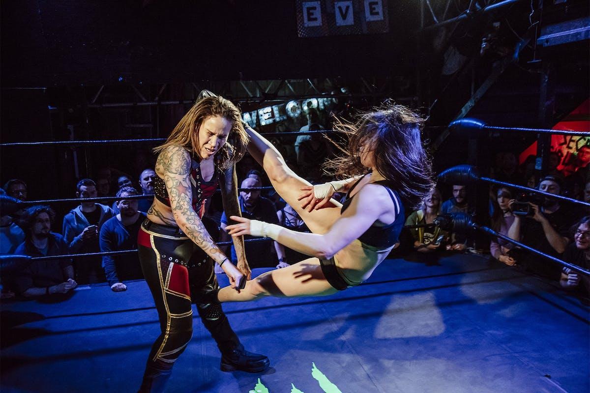 Eve Women's Wrestling, London, UK