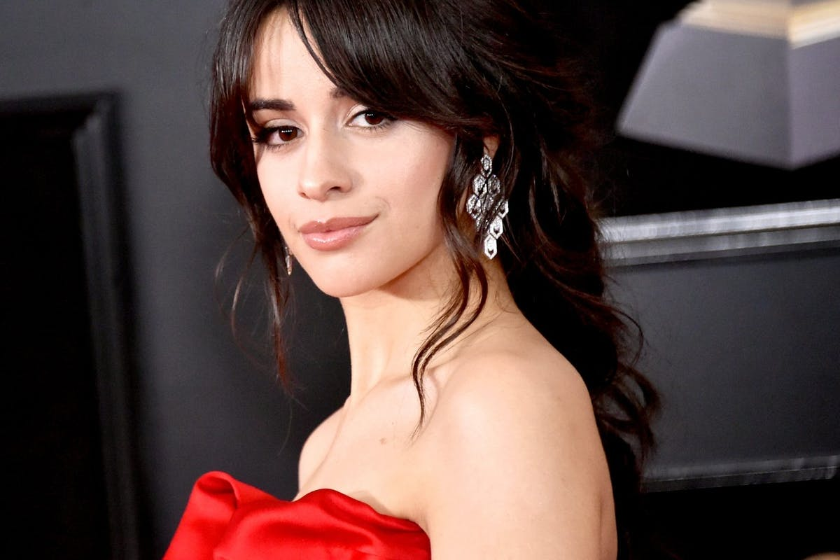 Camila Cabello just shared the simple self-help technique she uses to overcome her anxiety