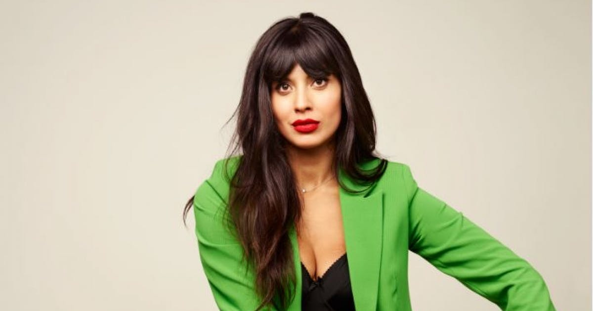 Jameela Jamil Takes Over - cover