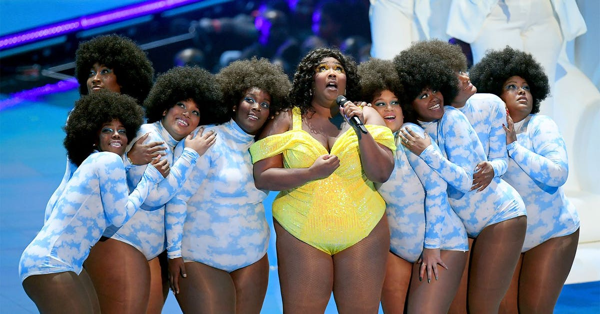 VMAs 2019: Lizzo's performance is a masterclass in self-love