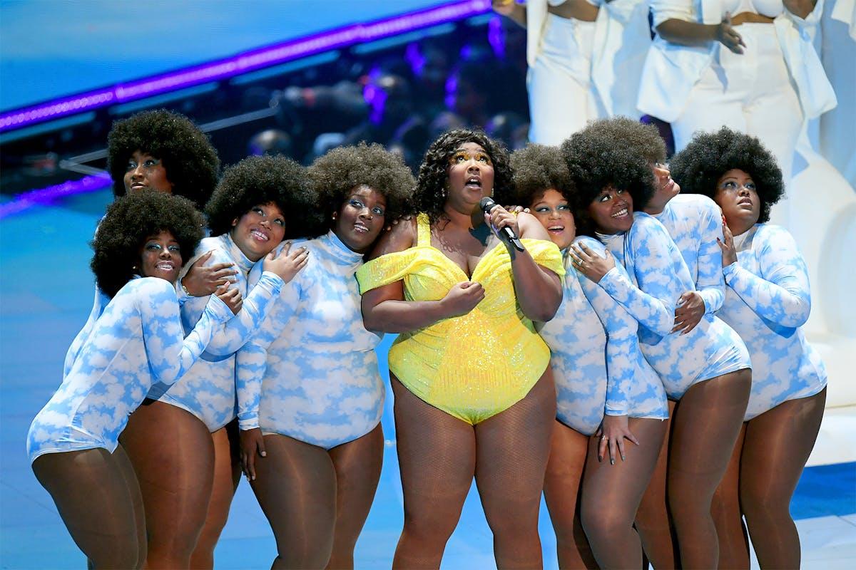 VMAs 2019: Lizzo's performance is a masterclass in self-love