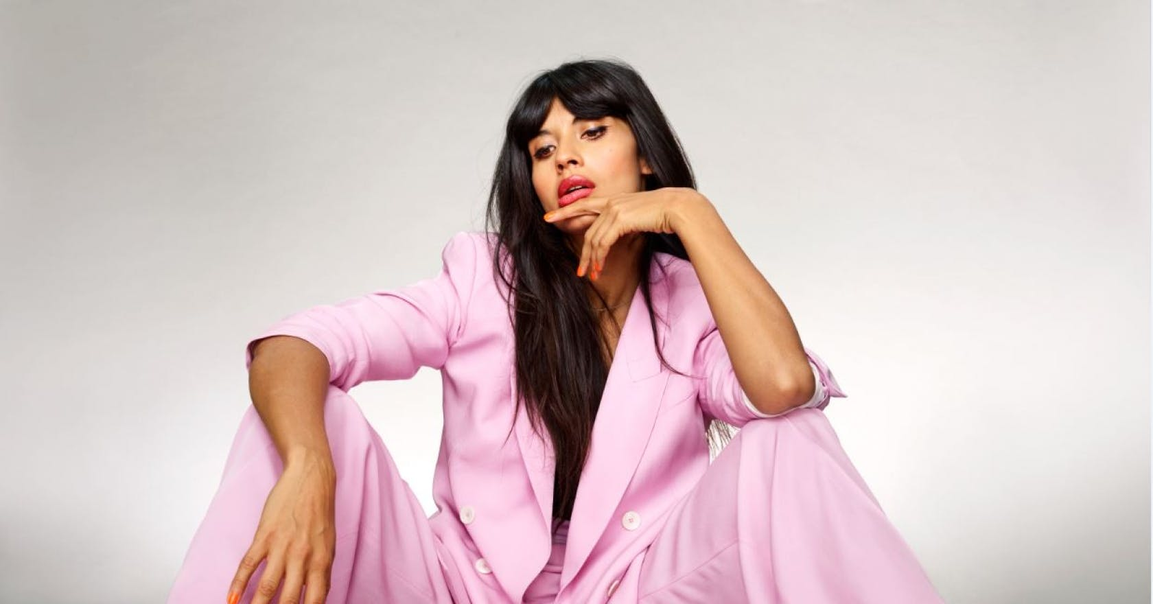 Jameela Jamil Takes Over cover image