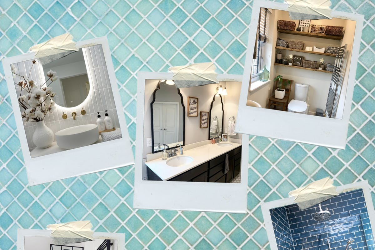 These are the top 20 bathroom design trends on Instagram
