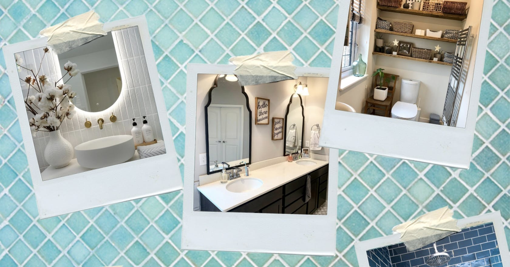 . Bathroom interior design trends from Instagram you need to try