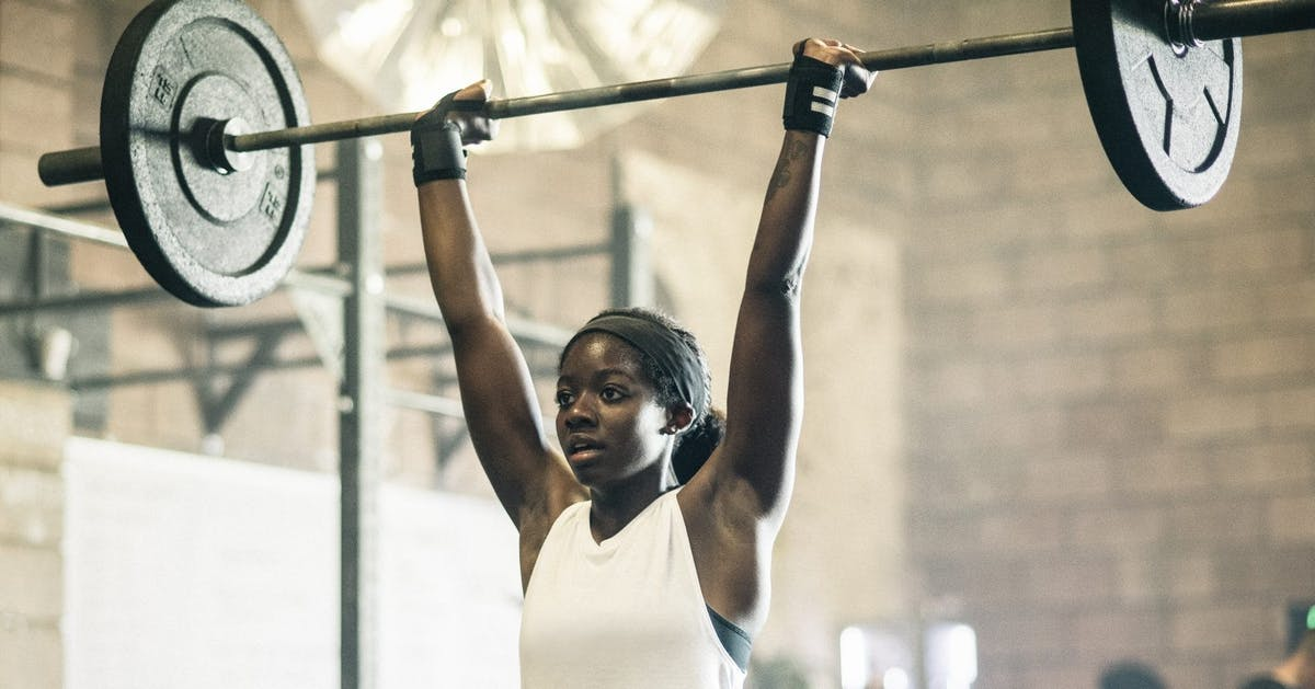 Strength training - cover