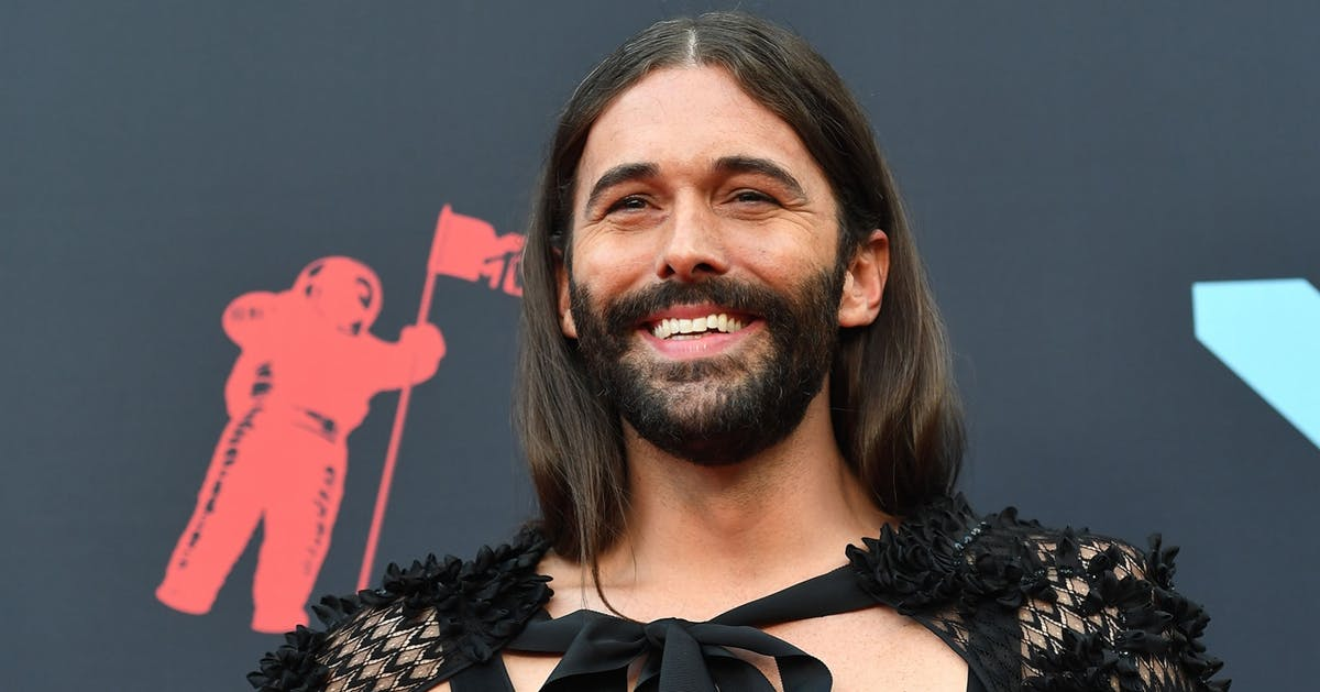 Queer Eye's Jonathan Van Ness just taught us an important lesson in dealing with haters