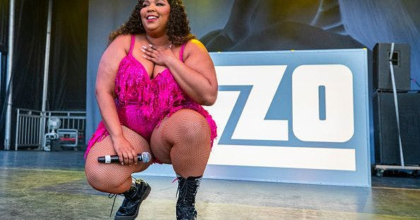 Lizzo once appeared in an episode of Made in Chelsea, and here's the clip to prove it