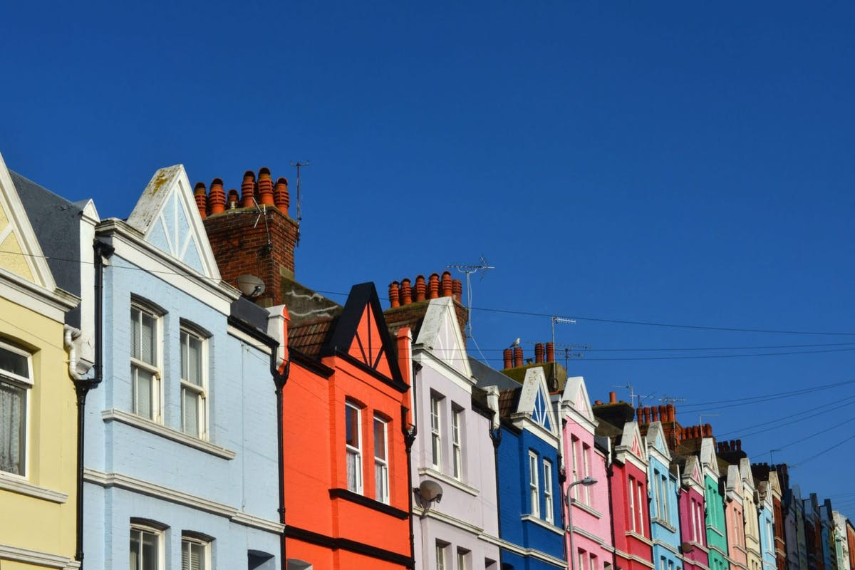 Brighton city uk