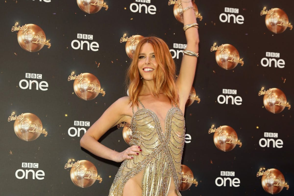 Stacey Dooley on Strictly Come Dancing