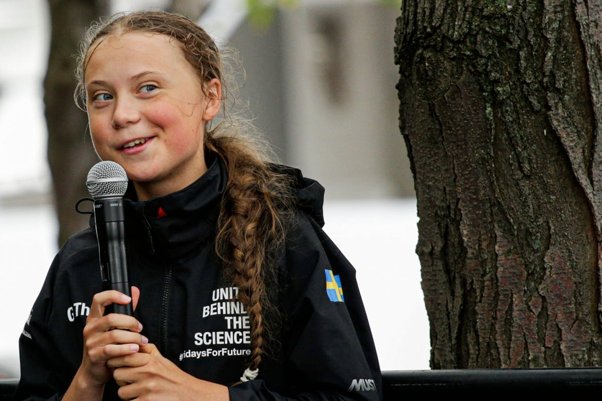 Greta Thunberg's latest response to her critics proves why she should be an inspiration to us all