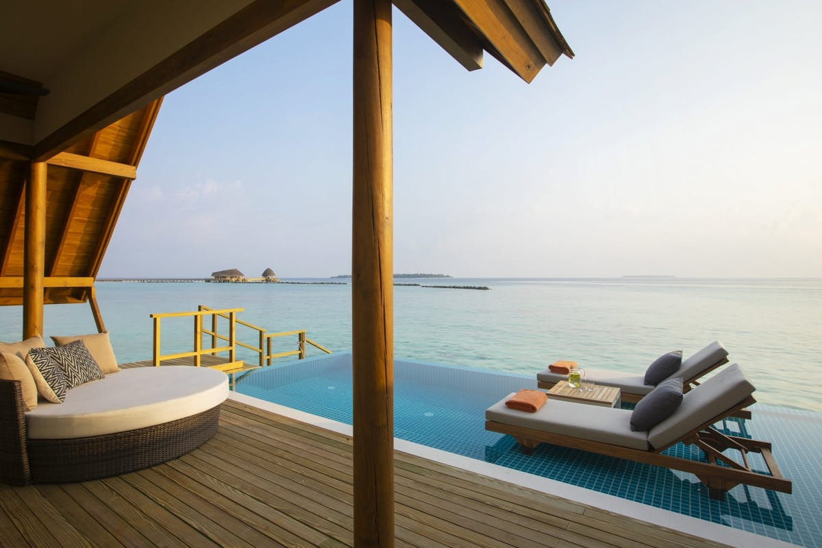 Escape to a boutique island in the Maldives that ticks all the right boxes