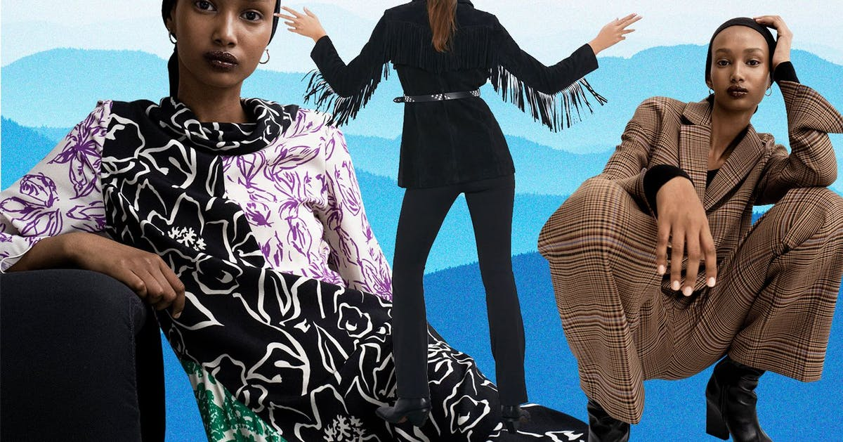 Zara's new limited edition autumn collection is so dreamy, it's bound to sell out