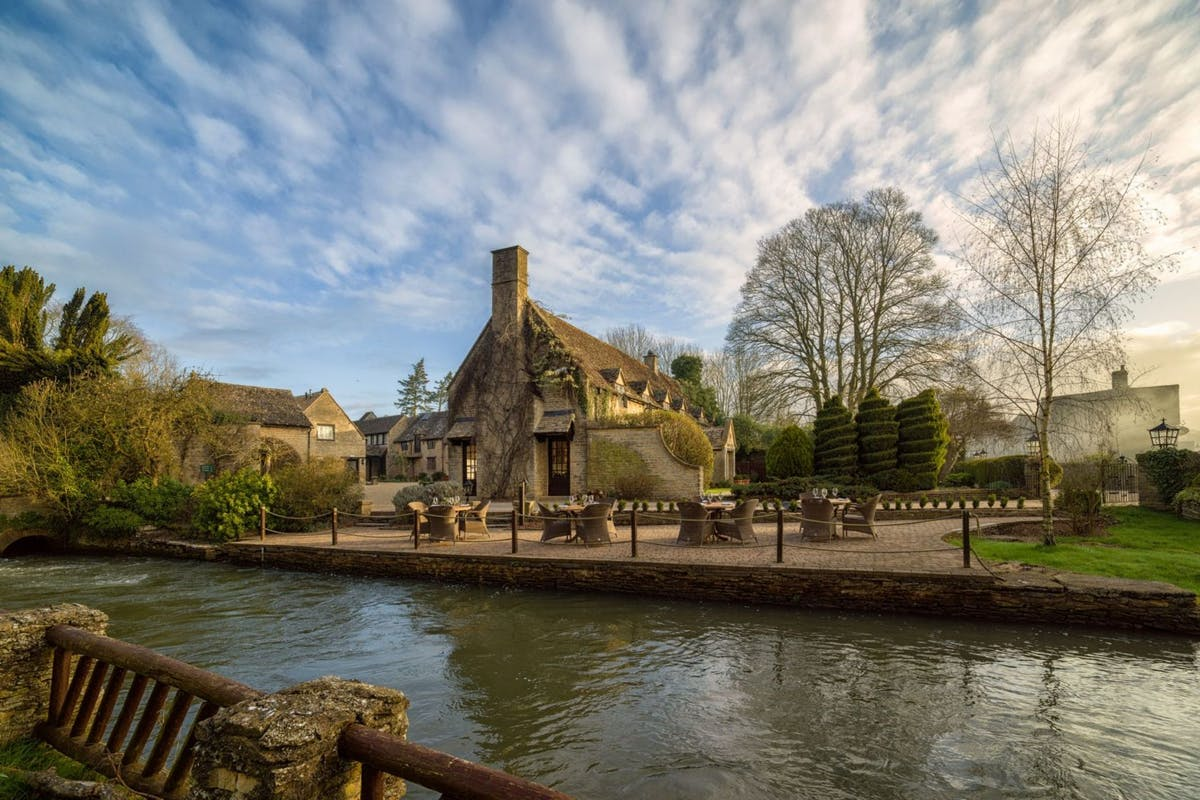 Minster Mill, Cotswolds