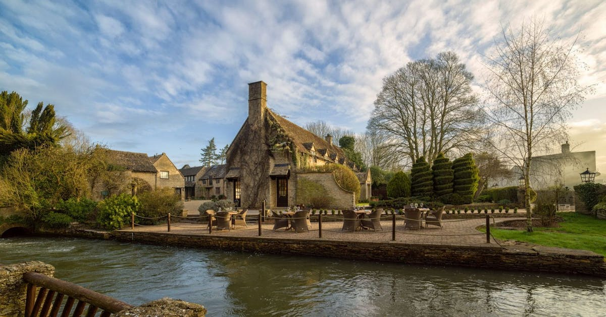 Minster Mill: the riverside Cotswolds spa hotel that'll transport you to tranquility