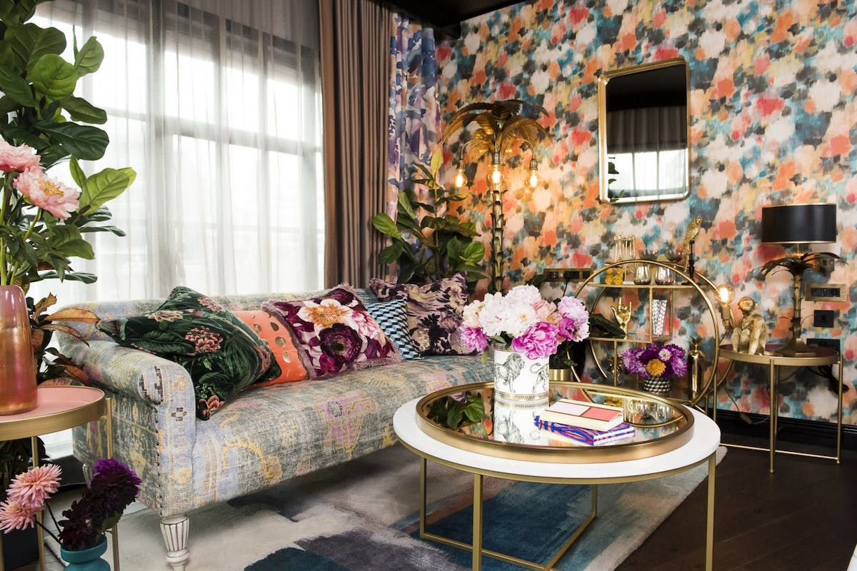 So extra, so chic suite by Hotels.com at The Curtain, London
