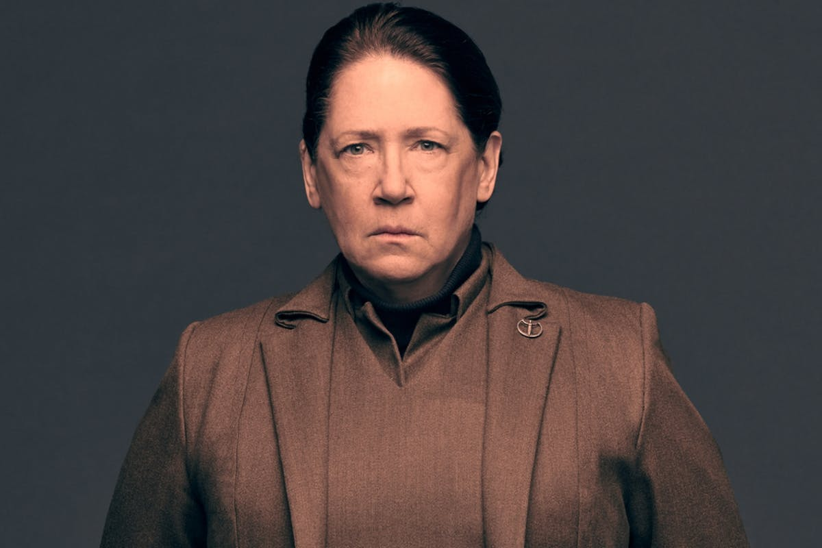 The Testaments exclusive: Aunt Lydia takes centre-stage in Handmaid's Tale sequel – and Ann Dowd couldn't be happier