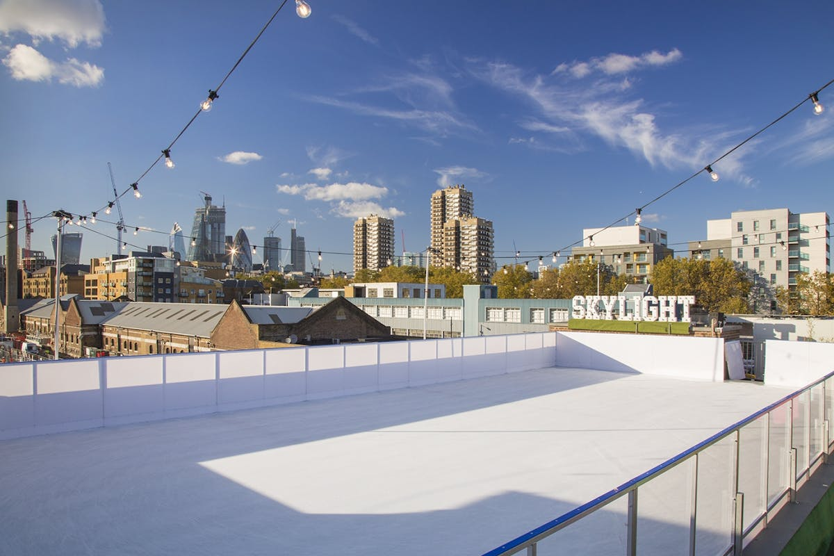 The best outdoor ice rinks in London to visit this Christmas