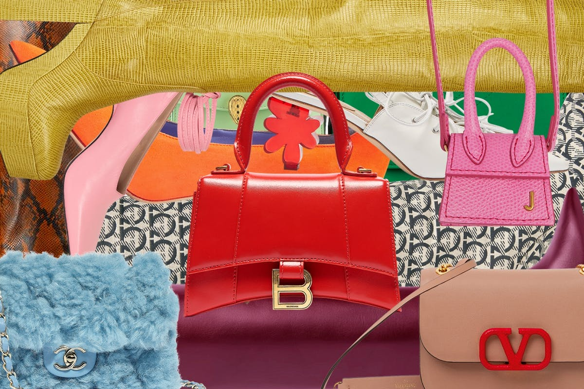 The Style List: 30 new-season bags and shoes