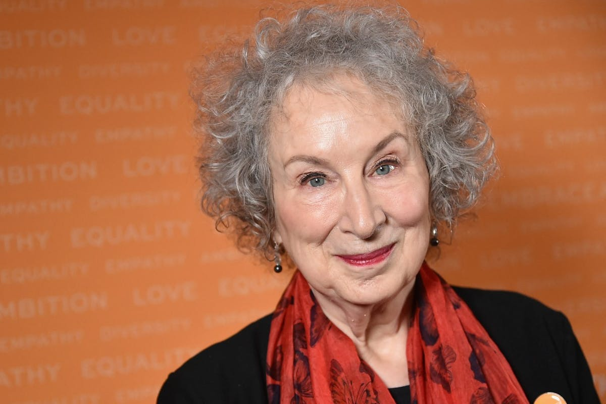 Margaret Atwood launches The Testaments