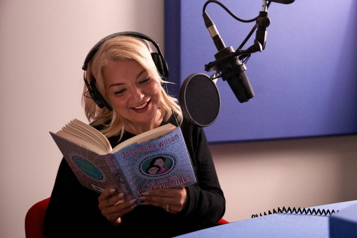 Sheridan Smith has read the audiobook for We Are The Beaker Girls.