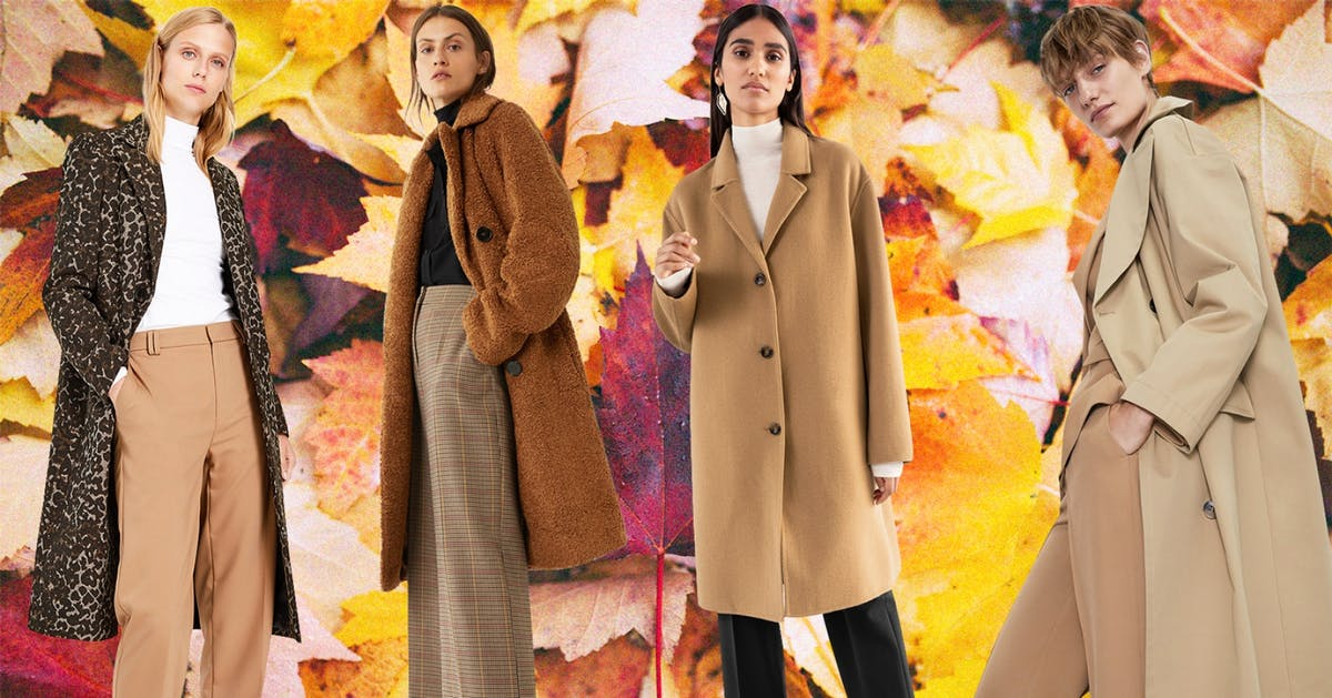 New season coats: 10 styles to buy from the high street right now