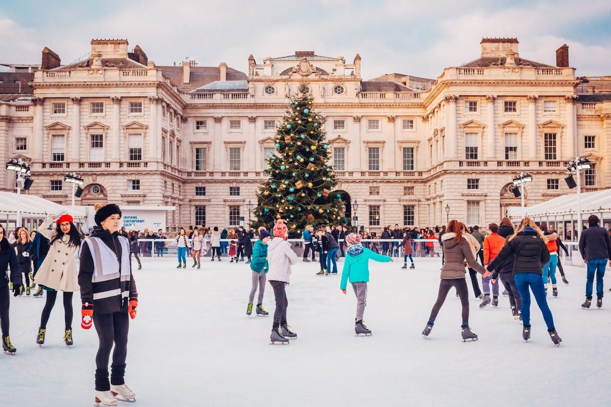 London's best outdoor ice rinks for winter 2019-2020