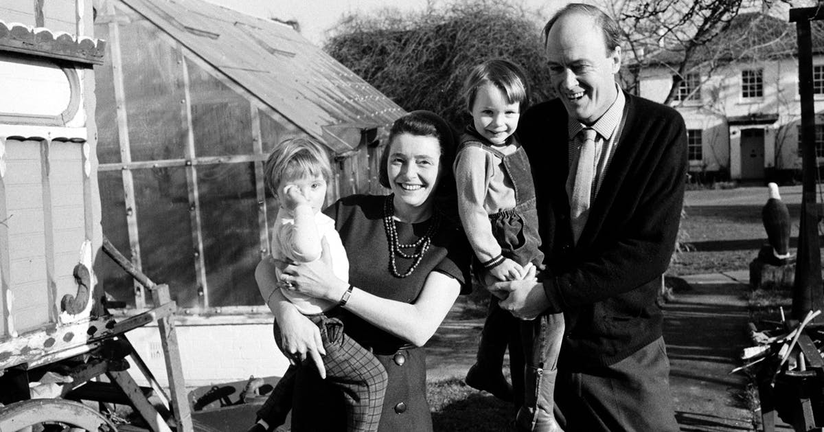 How Roald Dahl's grief paved the way for his brave female protagonists