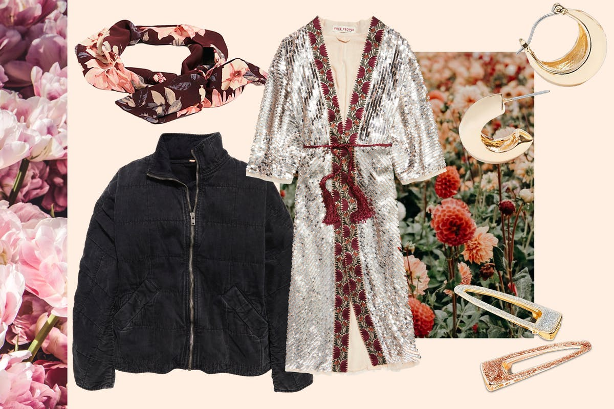 4 ways to give floral prints an edge