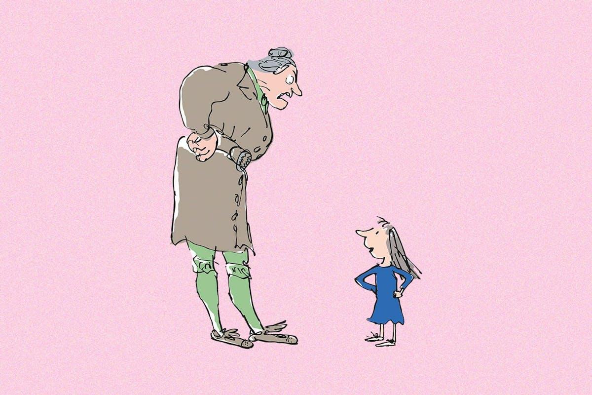 Matilda bravery