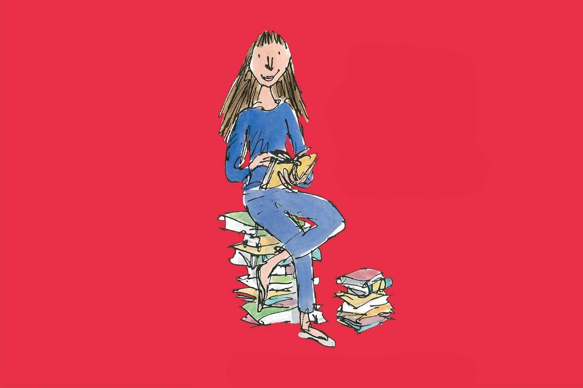 Matilda by Roald Dahl - special edition with foreword by Katherine Rundell.