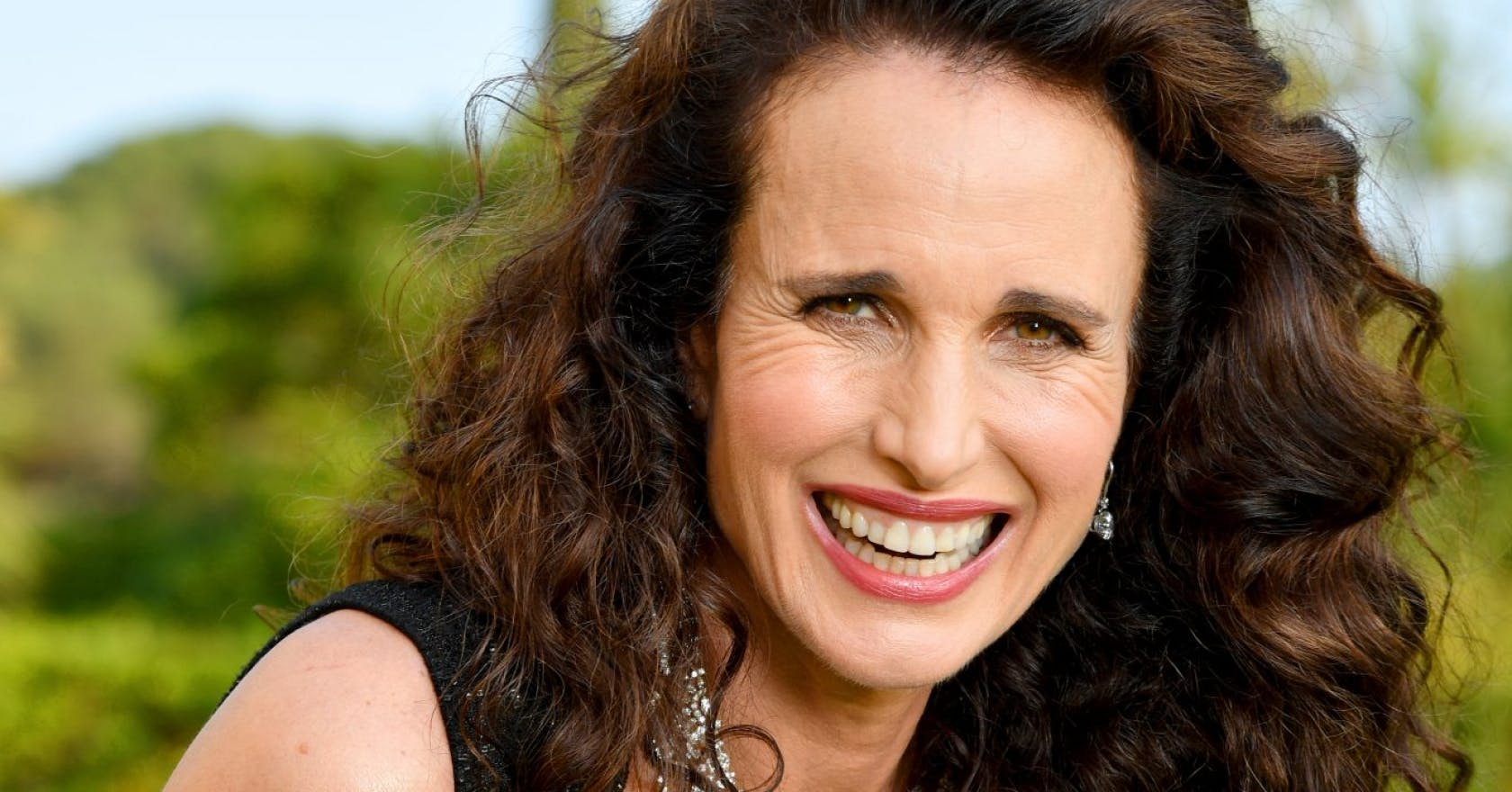 Andie Macdowell New Film Ready Or Not