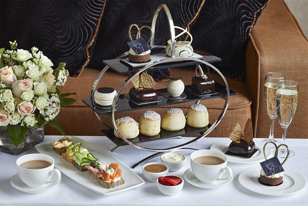 This Mary Quant-themed afternoon tea is the chicest way to celebrate the V&A exhibition