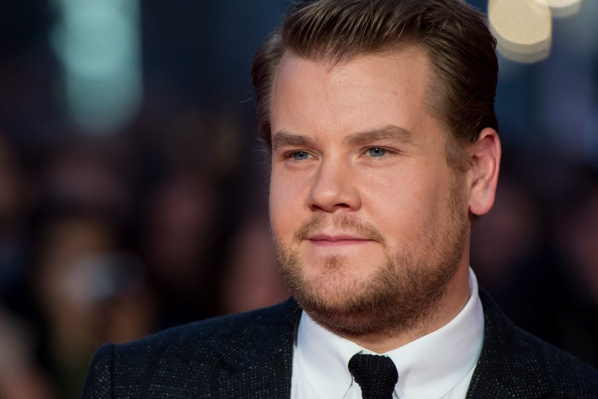 James Corden fat shaming