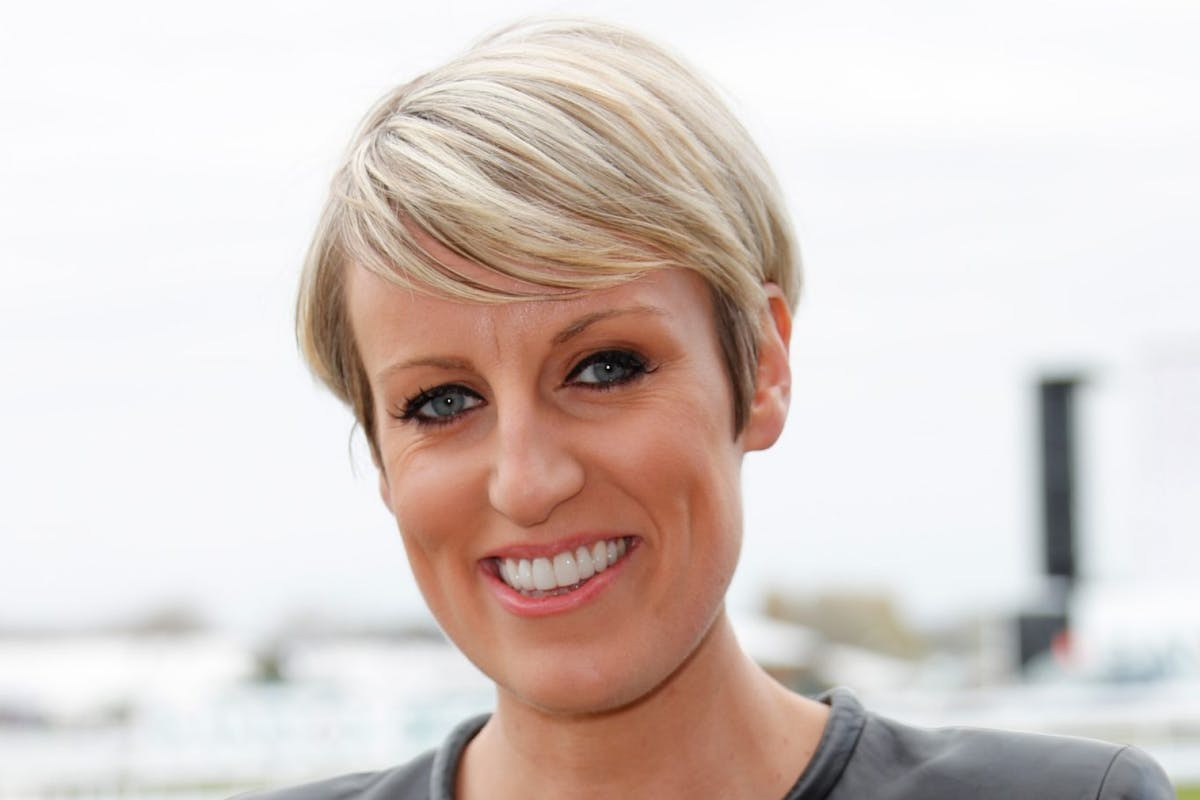 BBC journalist Steph McGovern has apologised for calling out Boris Johnson's sexist remark