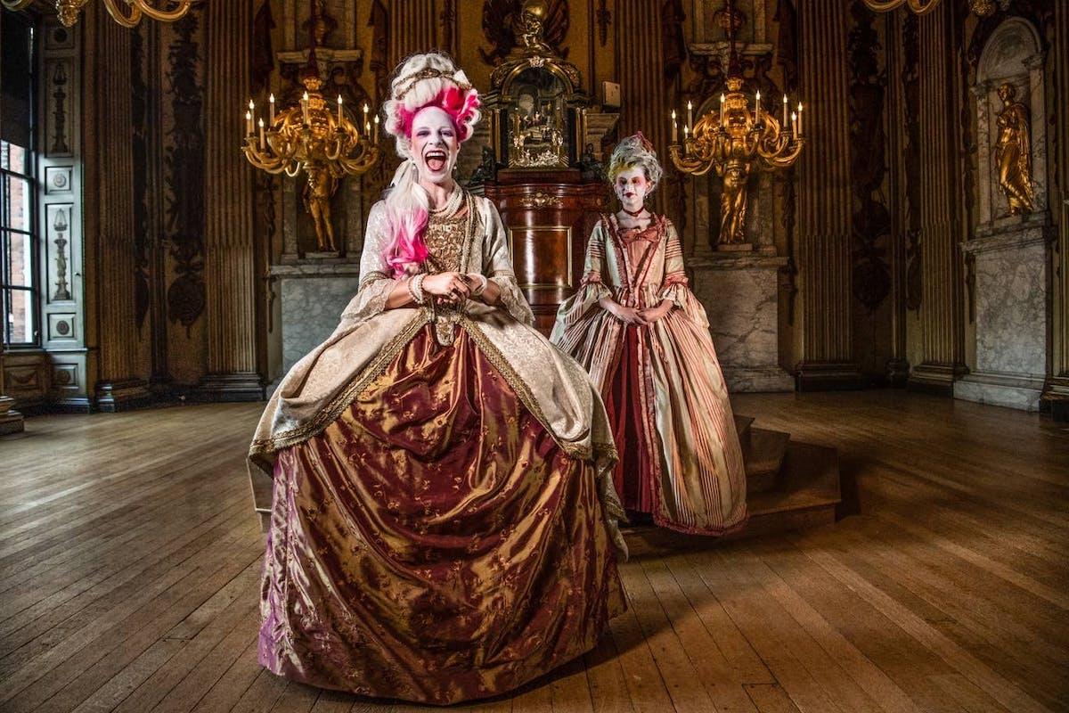 Kensington Palace immersive experience