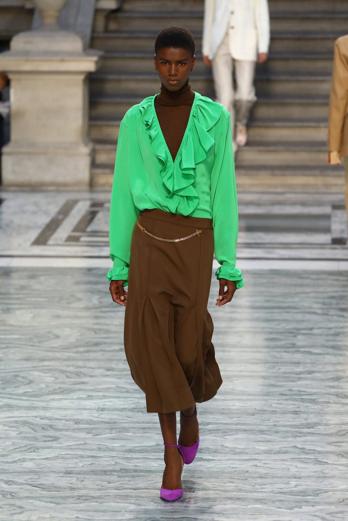 Imazhi i catwalk Victoria Beckham