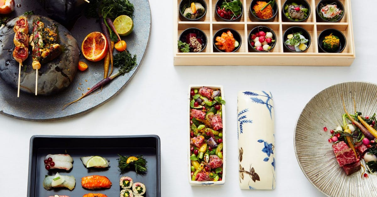 Win a three-course meal at Akira, Japan House London and stay at a luxury five-star hotel