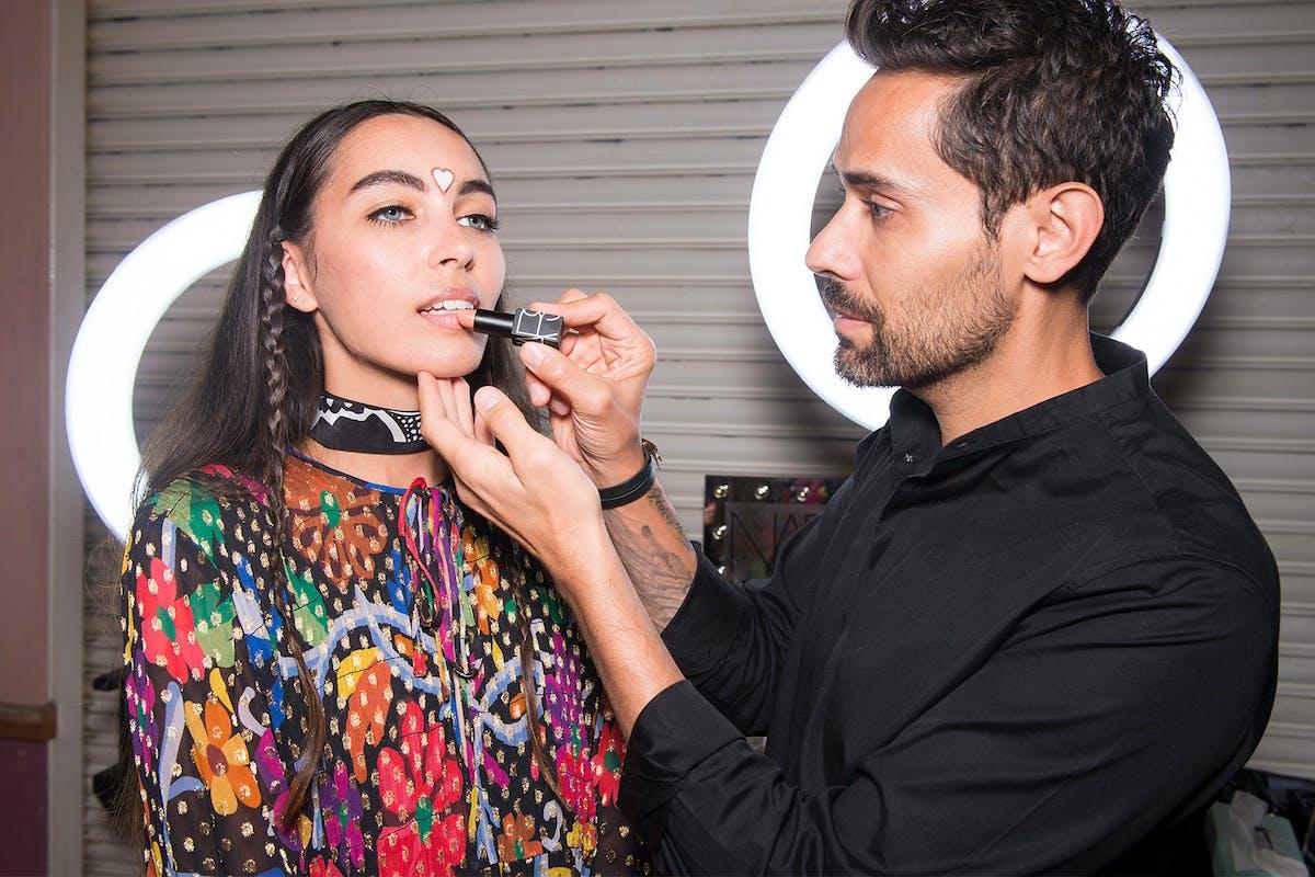 SS20-beauty-trends-london-fashion-week