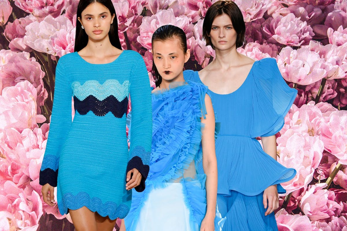 How electric blue became autumn's biggest trend, and 5 ways to wear it now