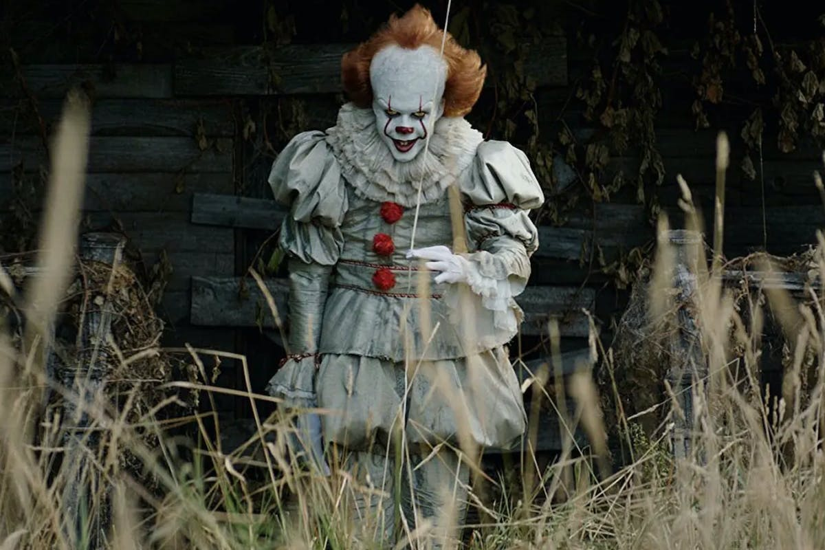 It 2: Pennywise the clown